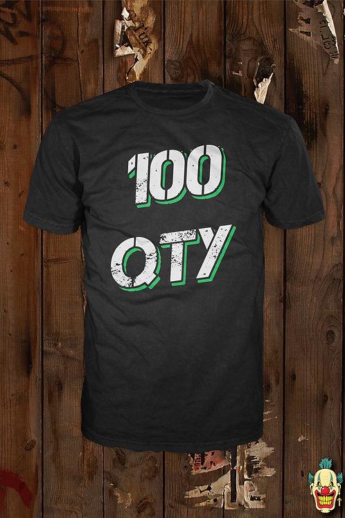 100 QTY ORDER