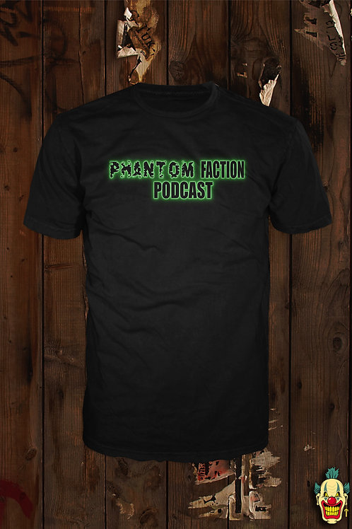 P.F.P OFFICIAL SHIRT (PHANTOM FACTION)