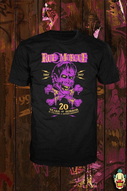 RUE MORGUE (20th Anni Mens)