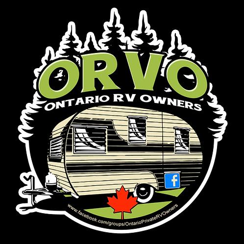 ORVO Canada - Sticker