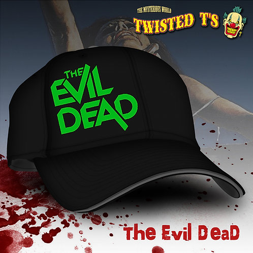 The Evil Dead (NEON GREEN Snapback Cap)