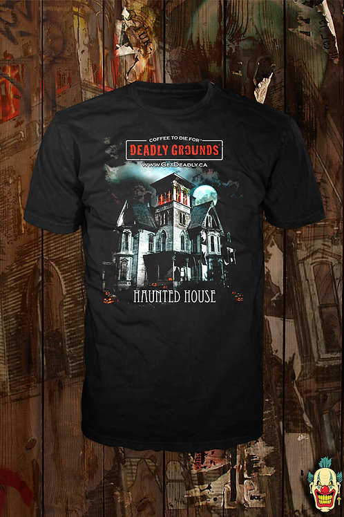 Deadly Grounds (Haunted House)