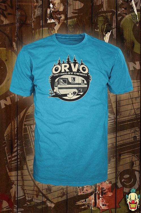 ORVO Canada - Unisex Antique Sapphire shirt