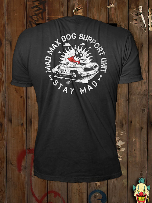 MAD MAX DOG SUPPORT UNIT