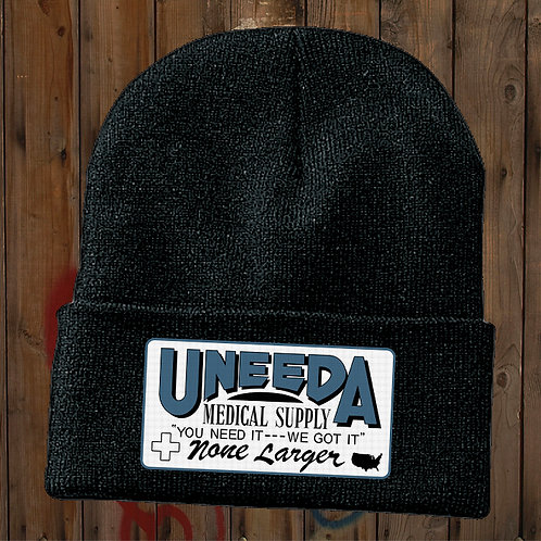 UNEEDA CUFFED TOQUE