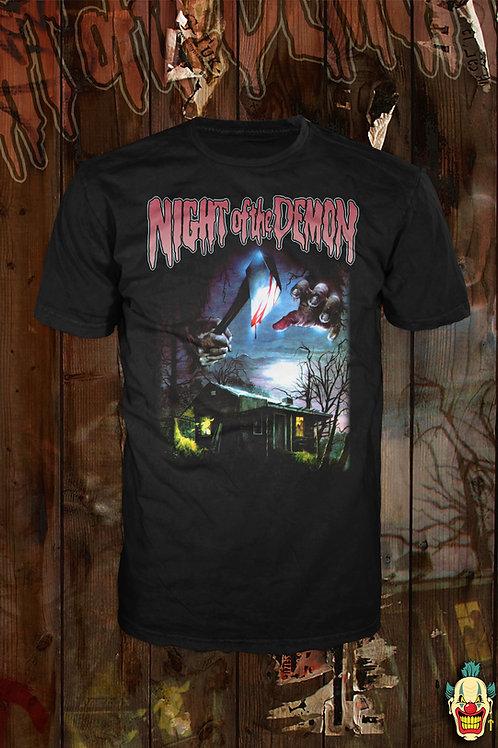 NIGHT OF THE DEMON (Bigfoot)