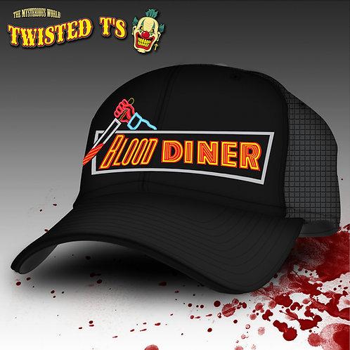 Blood Diner (Classic Trucker Snapback Cap)