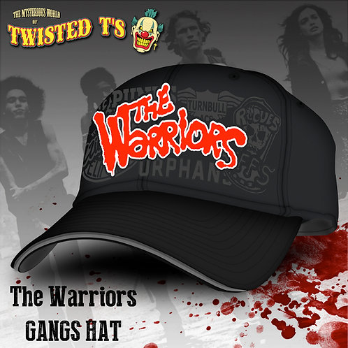 THE WARRIORS (GANGS) Snap Back Cap