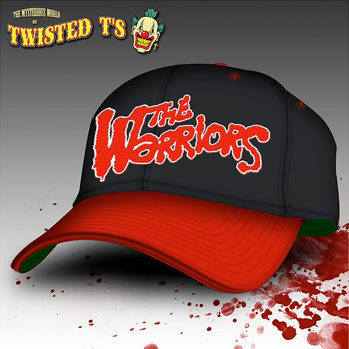 THE WARRIORS (Snapback Cap)