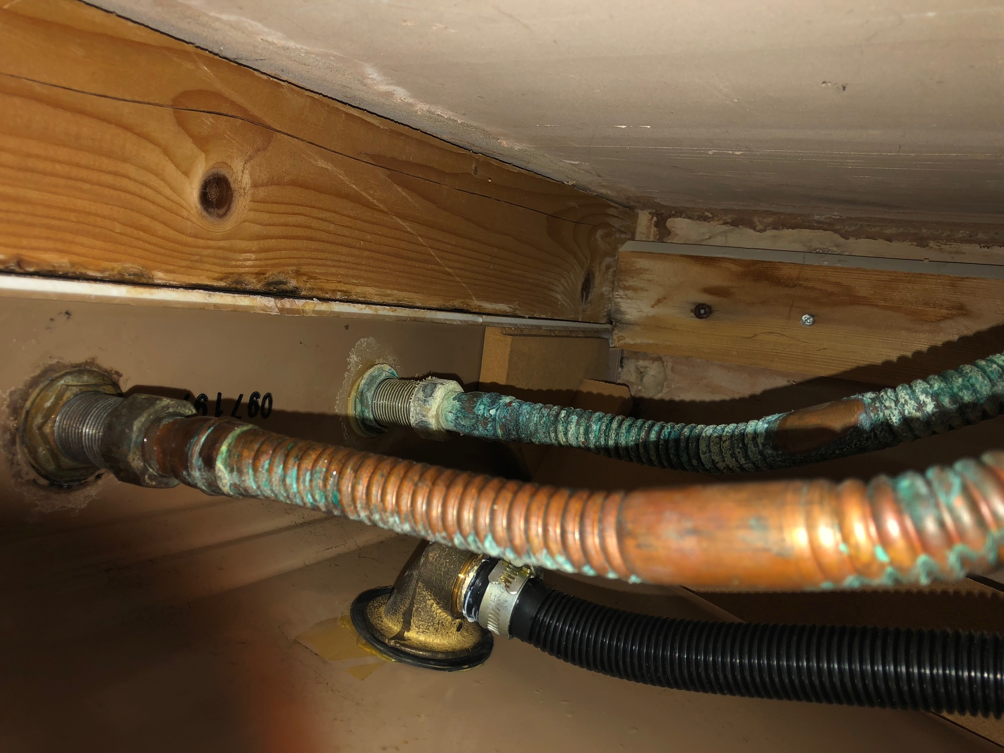 Emergency MK plumber before