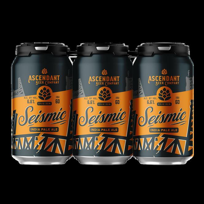 Ascendant Beer Seismic IPA