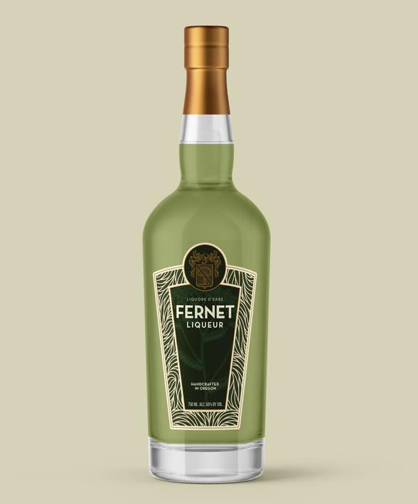 Fernet Italian Liqueur