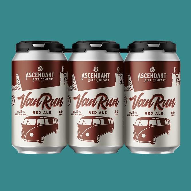 Ascedant Van Run Red Ale