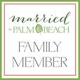Married-in-Palm-Beach-Family-Member-Badg