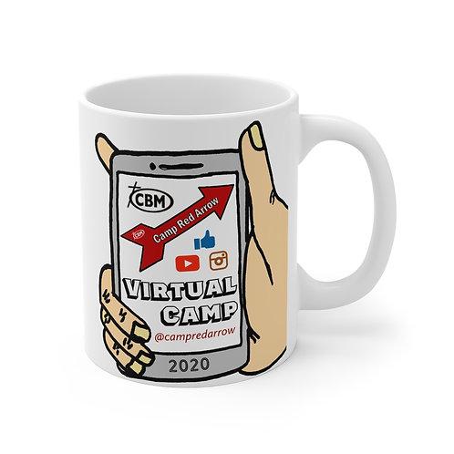 Virtual Camp 2020 Mug 11oz