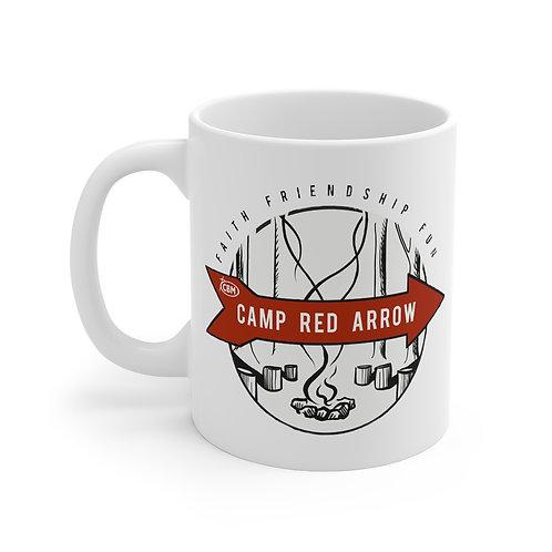 Camp Red Arrow Mug 11oz