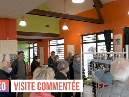 Soirée visite commentée d'une exposition de photographies à Hermanville sur Mer !