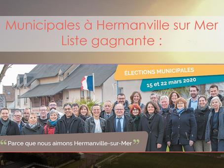 #Municipales2020 - Toutes les informations à Hermanville sur Mer