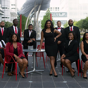 Houston NSBE Officer Headshots