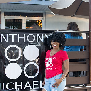 Anthony Michael Magazine Release Party
