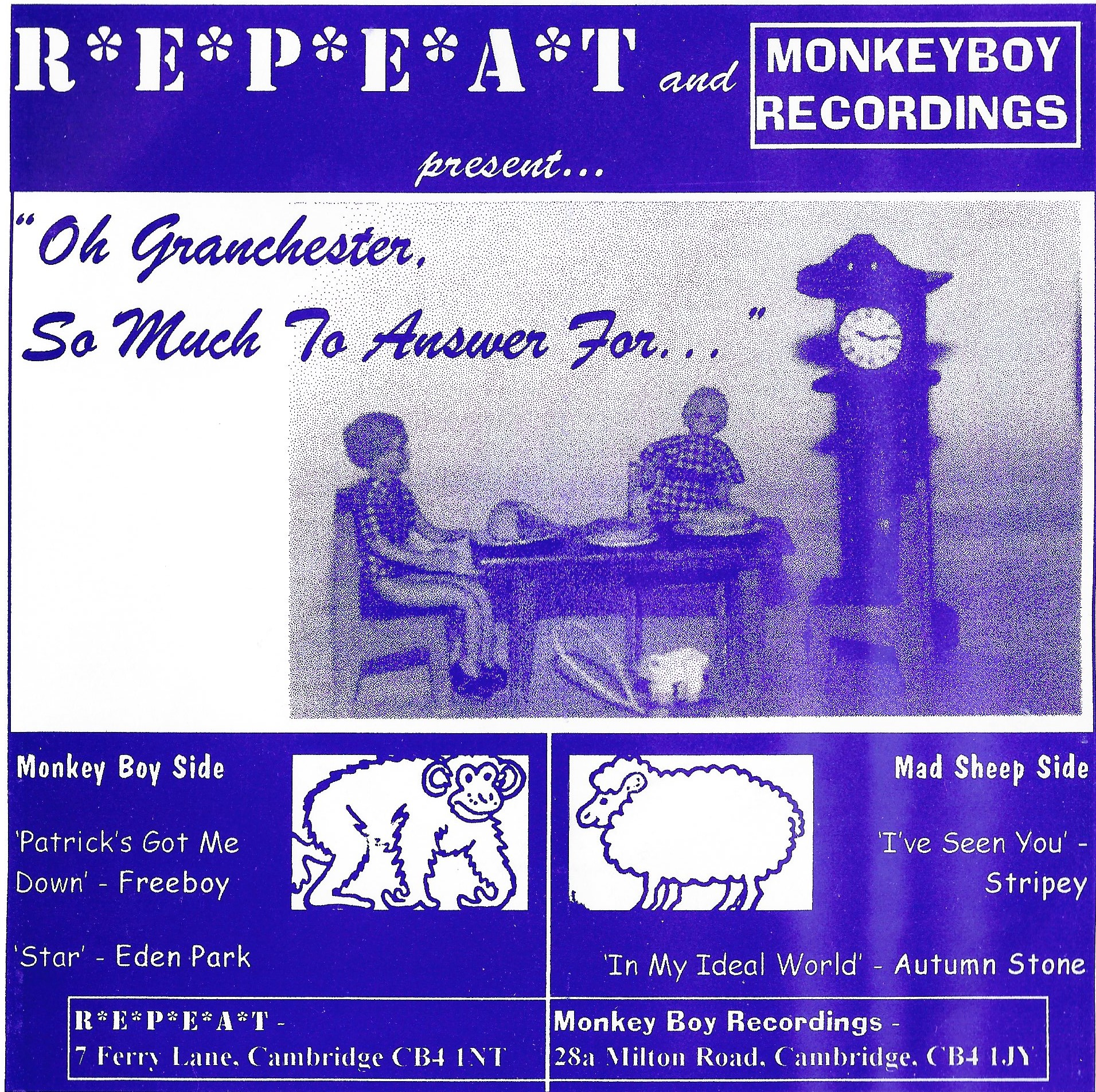 repeat 1 front cover
