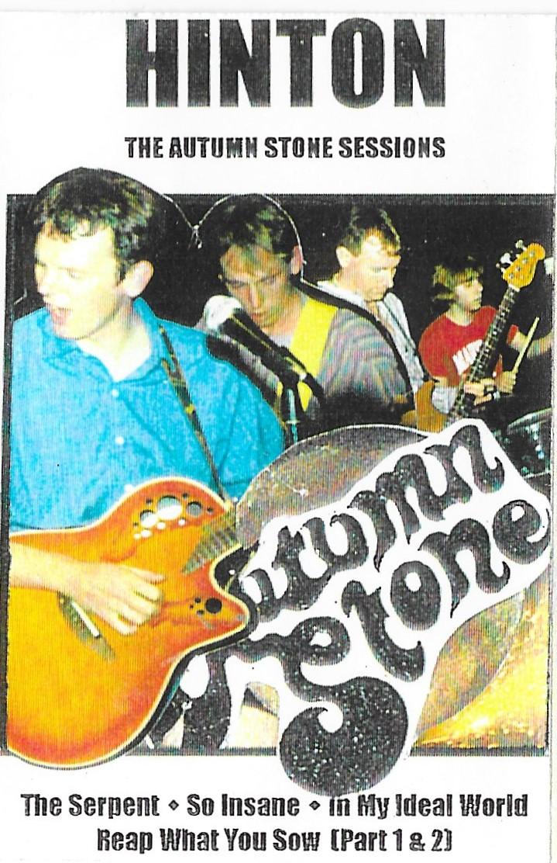 Autumn Stone Demo Cover