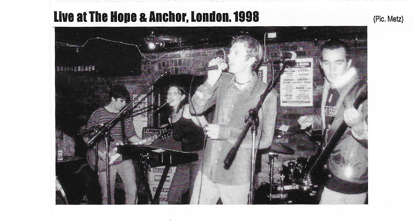 Hope and Anchor Pic