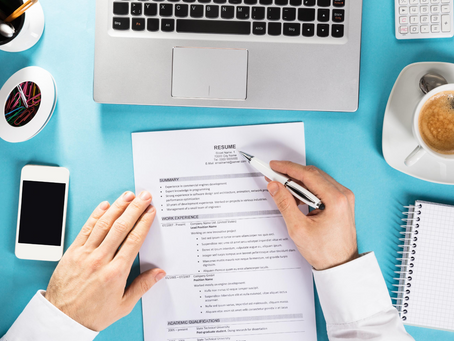 What Software Sales Recruiters Look For on a Resume