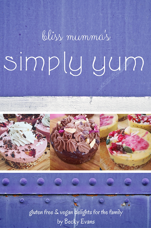 Simply Yum Recipe Book
