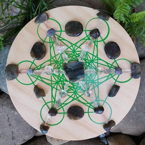 Magic Crystal Grid