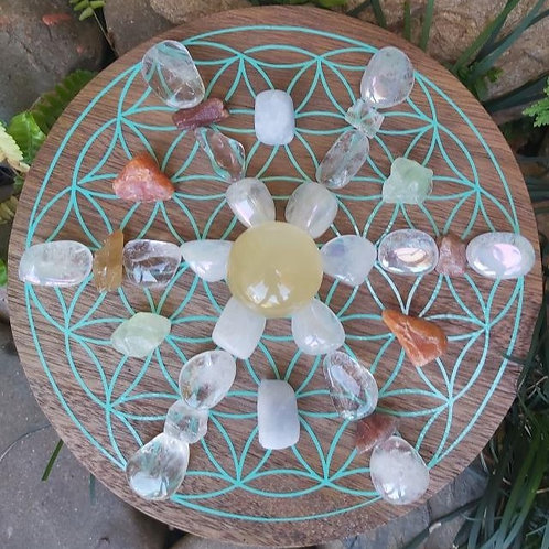 Harmony Crystal Grid