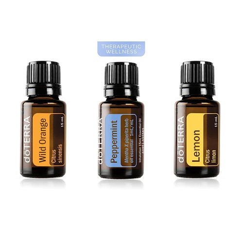 3 pack SIMPLY YUM oils