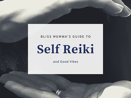 Self Reiki & Good Vibes Package