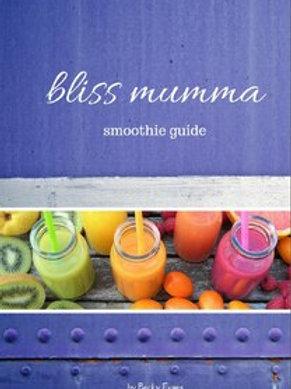 Smoothie Guide e-book