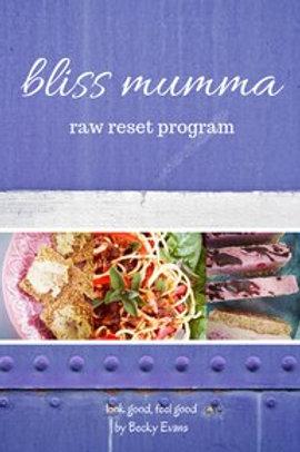 Raw Reset Program