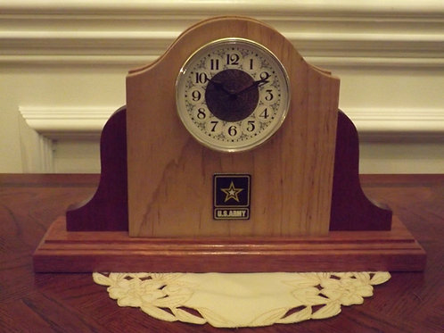 ARMY MILITARY CLOCK