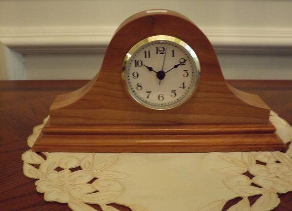 TAMBOUR MANTLE CLOCK