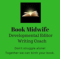 Book Midwife, Developmental editor writing coach, intensive coaching to write book