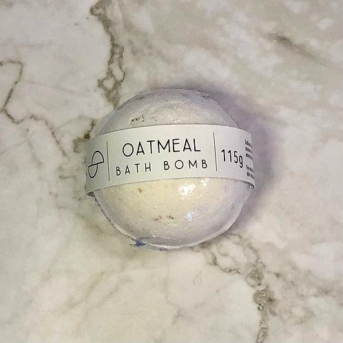 Oatmeal Bath Bomb
