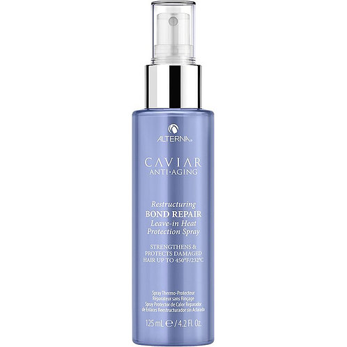 Caviar restructing bond repair leave-in heat protection spray