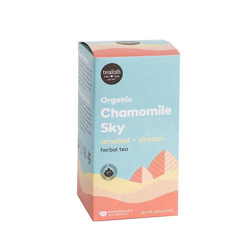 Organic Chamomile Sky