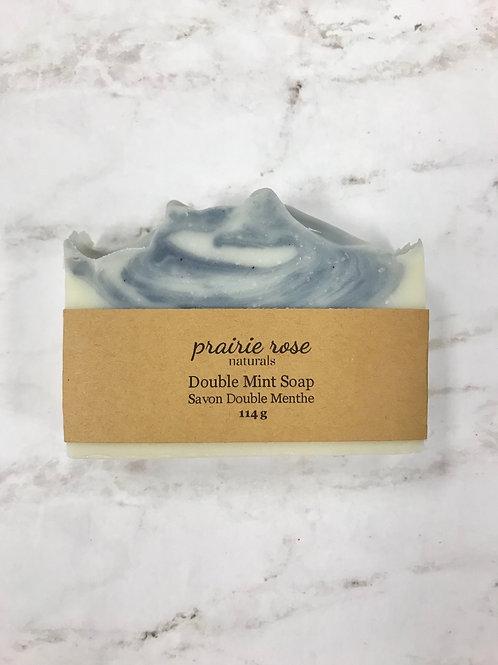 Double Mint Soap Prairie Rose Naturals