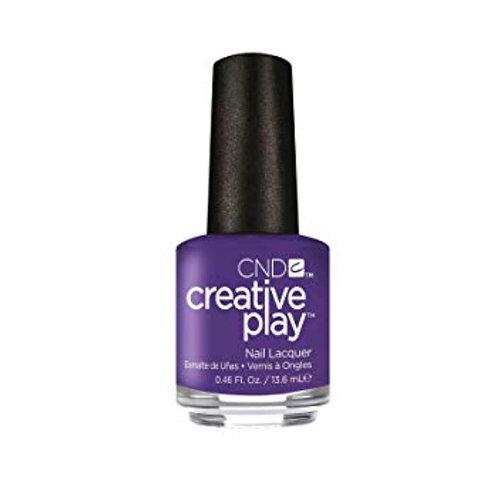 CND Creative Play Isn't She Grape