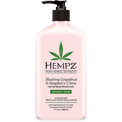 Hempz Blushing Grapefruit Raspberry Cream