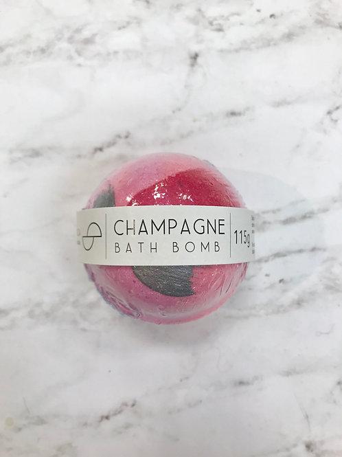 Champagne Bath Bomb