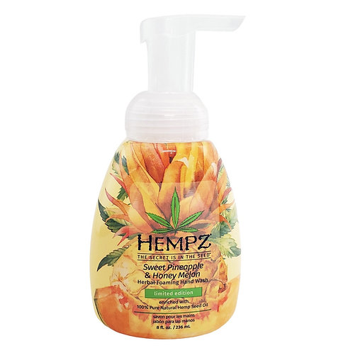 Sweet Pineapple & Honey Melon Hand Soap