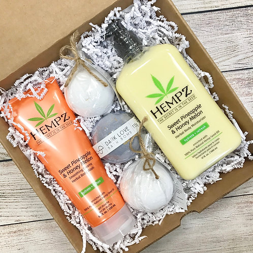 For the LOVE of Hempz
