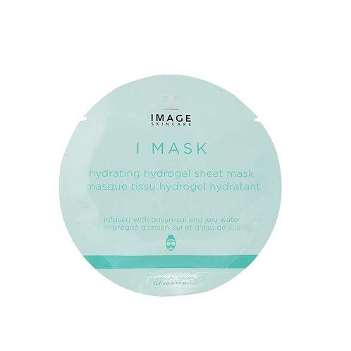 I-mask hydrating hydrogel sheet mask