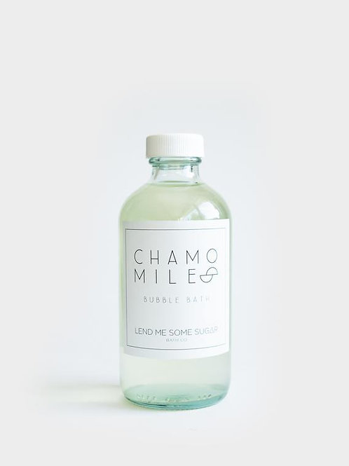 Chamomile Bubble Bath