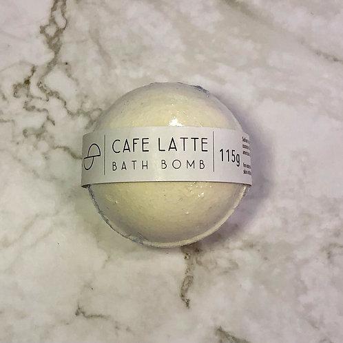 Cafe Latte Bath Bomb